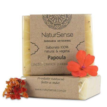 Sabonete de Sementes de Papoula - Natursense