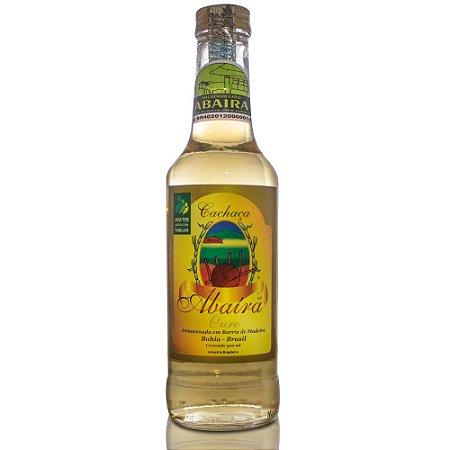 Cachaça Abaíra Ouro 300ml