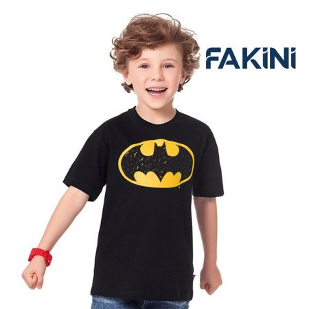 Camiseta Batman por Fakini