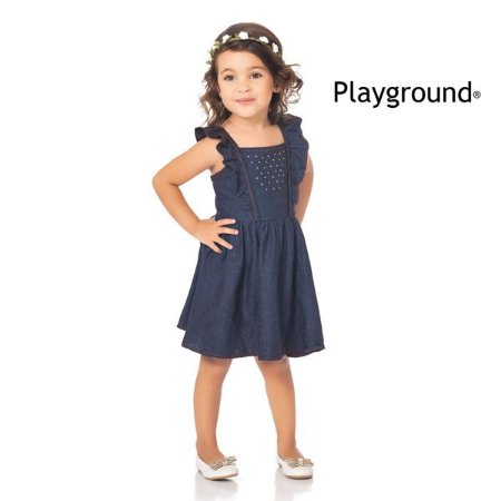 Vestido Playground