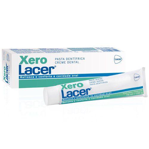Xerolacer Creme Dental Com 100g