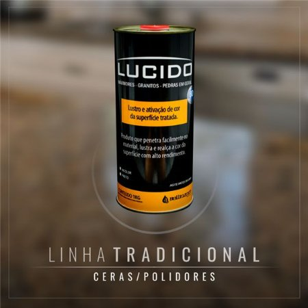 LUCIDO NERO - 1KG