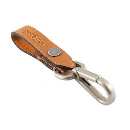 Chaveiro Belt Hook Caramelo