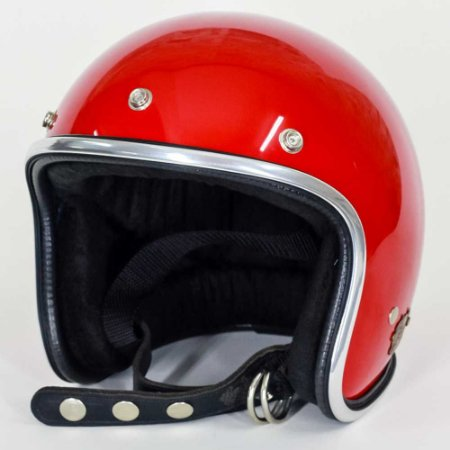 Capacete Basic Red