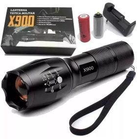 Lanterna X9000 Original Shadowhaw Militar Americana