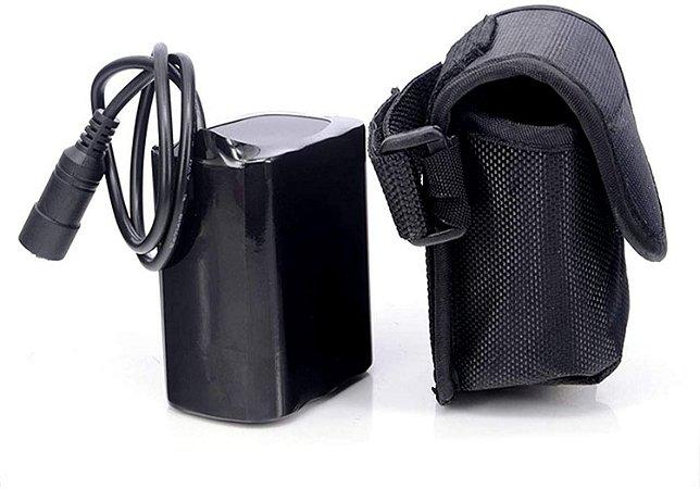 Bateria 8.4v para binoculo Visão Noturna (pronta entrega)