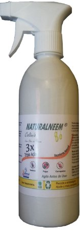 Colônia Naturalneem anti pulgas e carrapatos 500 ml