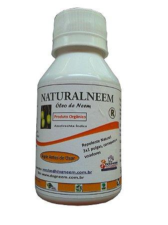 Óleo de Neem Nim Puro Naturalneem animal e agricola 100 ml
