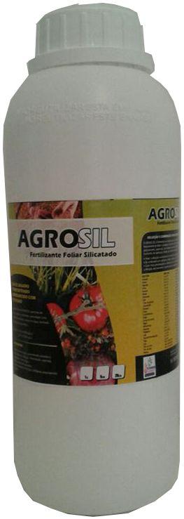 FUNGICIDA NATURAL AGRÍCOLA - AGROSIL 1 LT