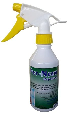 Pet - Neem - Repelente Neem Pronto Uso  250 ml