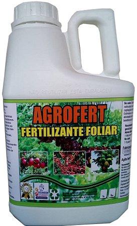 Fertilizante líquido adubo - AgroFert Galão 5 Litros