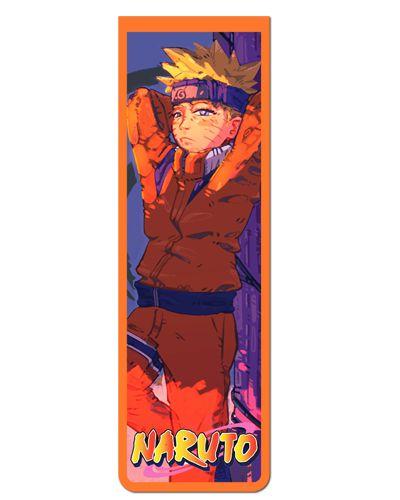 Marcador De Página Magnético Naruto - MNI112