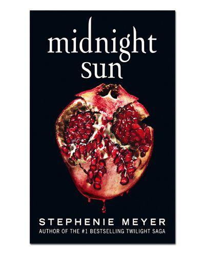 Ímã Decorativo Capa de Livro Sol da Meia-Noite - ICL18