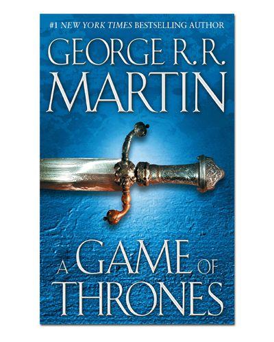 Ímã Decorativo Capa de Livro Game of Thrones - ICL22