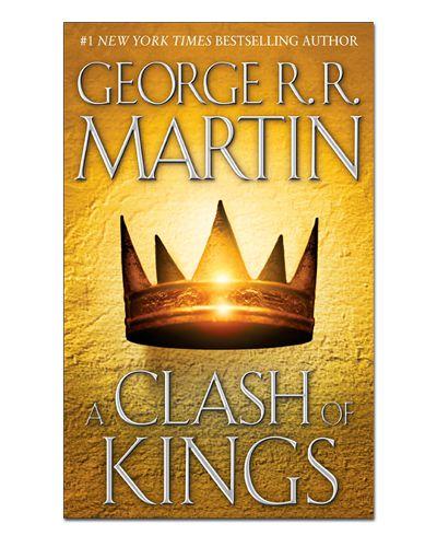 Ímã Decorativo Capa de Livro Game of Thrones - ICL26
