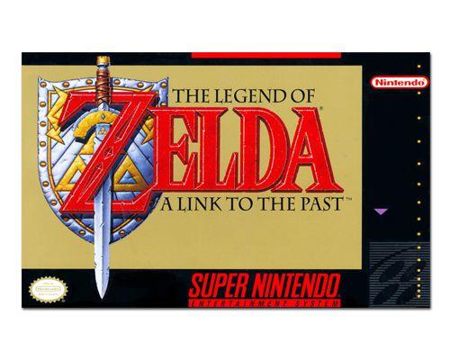 Ímã Decorativo Capa de Game - The Legend of Zelda - ICG99