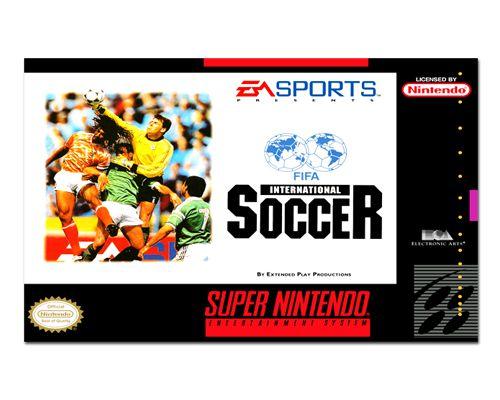 Ímã Decorativo Capa de Game - FIFA - ICG114