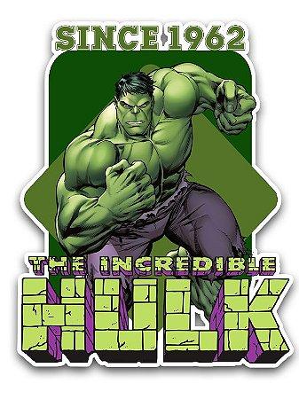 Ímã Deluxe Hulk - Since Marvel - IMS10