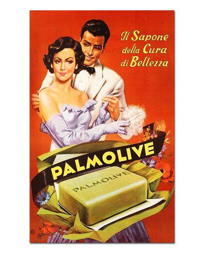 Ímã Decorativo Publicidade Sabonete - Vintage - IPV20