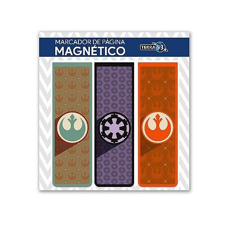 Pack Marca Página Magnético Star Wars - KIM02