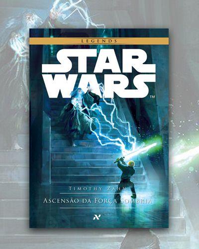 Livro Star Wars - Ascensão Da Força Sombria
