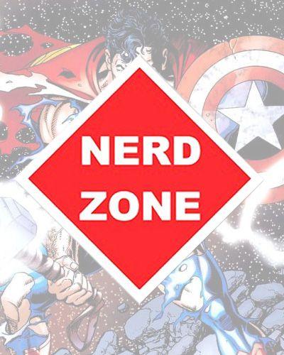 Placa Decorativa - Nerd Zone
