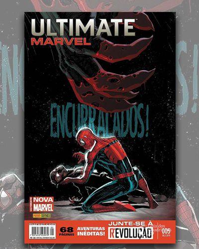 Ultimate Marvel Nº 5 - Nova Marvel Comics