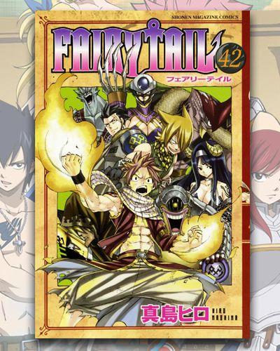 Fairy Tail - Vol 42