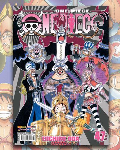One Piece - Vol 47