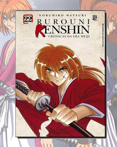 Rurouni Kenshin (Samurai X) - Crônicas Da Era Meiji - Vol 22