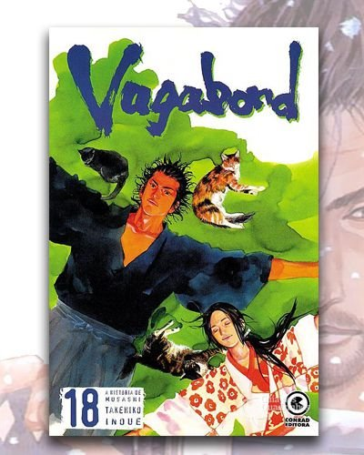 Vagabond - Vol 18
