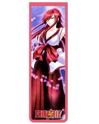 Marcador De Página Magnético Erza - Fairy Tail - FT06