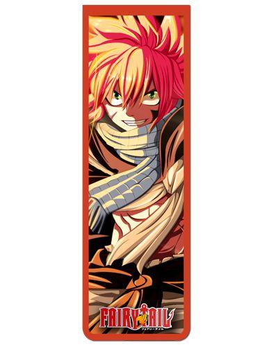 Marcador De Página Magnético Natsu - Fairy Tail - FT10