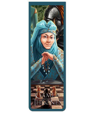 Marcador De Página Magnético Olenna - Game of Thrones - GOT06
