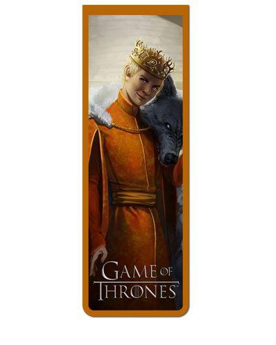 Marcador De Página Magnético Joffrey - Game of Thrones - GOT15