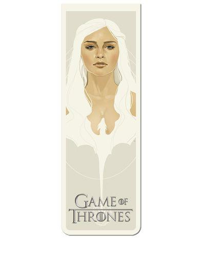 Marcador De Página Magnético Daenerys - Game of Thrones - GOT26