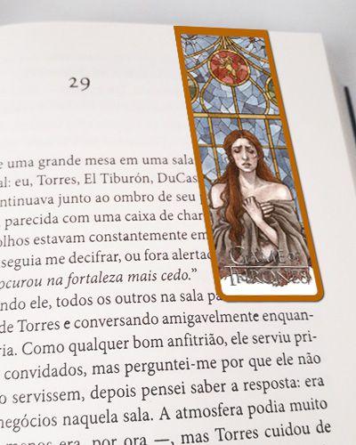Marcador De Página Magnético Sansa - Game of Thrones - GOT30