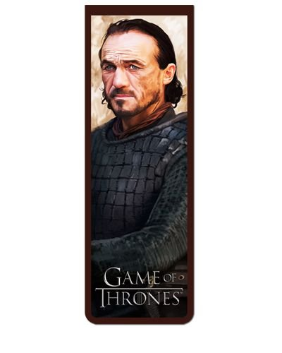Marcador De Página Magnético Bronn - Game of Thrones - GOT43