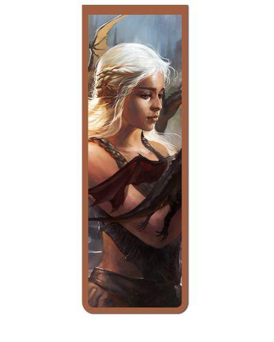 Marcador De Página Magnético Daenerys - Game of Thrones - GOT47