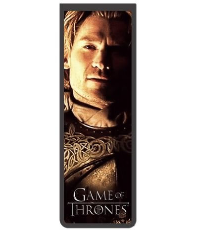 Marcador De Página Magnético Jaime - Game of Thrones - GOT48