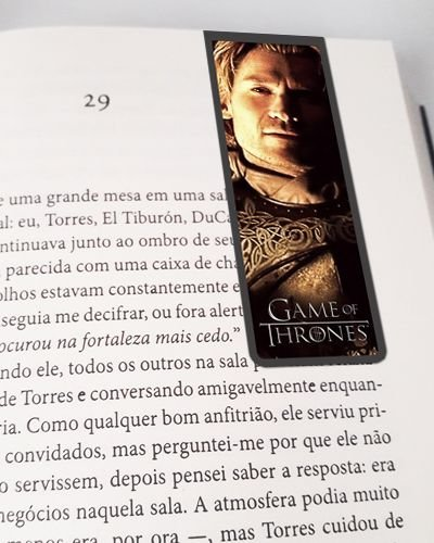 Marcador De Página Magnético Jaime - Game of Thrones - GOT48
