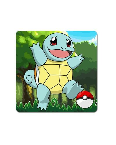 Ímã Decorativo Squirtle - Pokémon - POK03