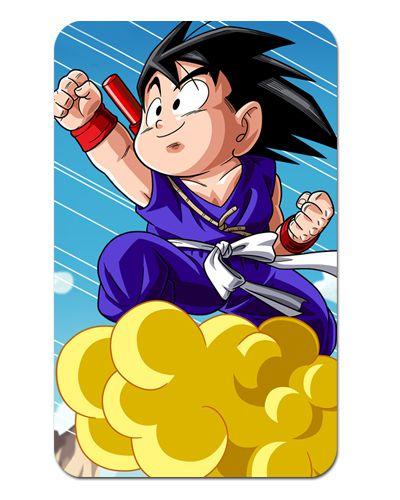Ímã Decorativo Kid Goku - Dragon Ball Z - DBZ013