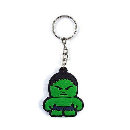 Chaveiro Cute Incredible - Hulk