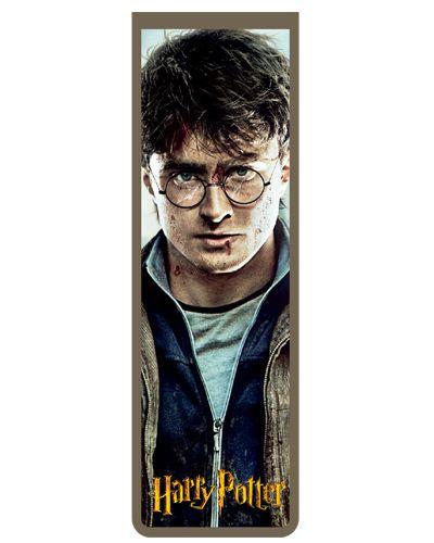 Marcador De Página Magnético Harry Potter - HP03