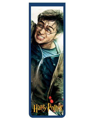 Marcador De Página Magnético Harry Potter - HP07