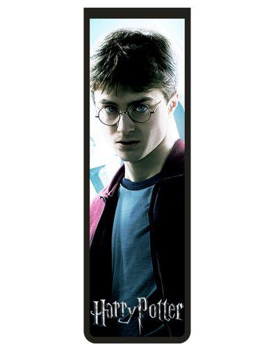 Marcador De Página Magnético Harry Potter - HP18