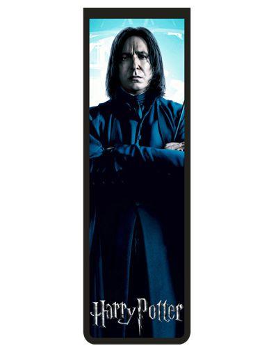 Marcador De Página Magnético Severus Snape - Harry Potter - HP19
