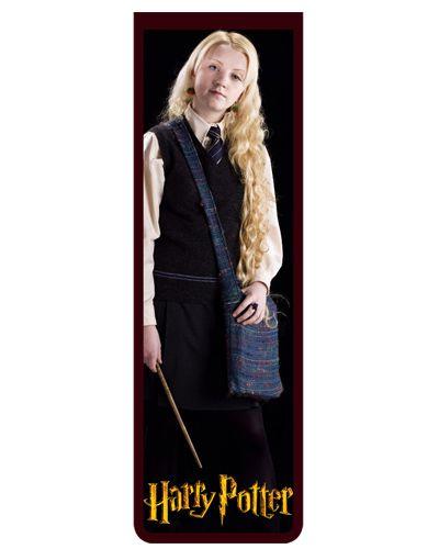 Marcador De Página Magnético Luna Lovegood - Harry Potter - HP25