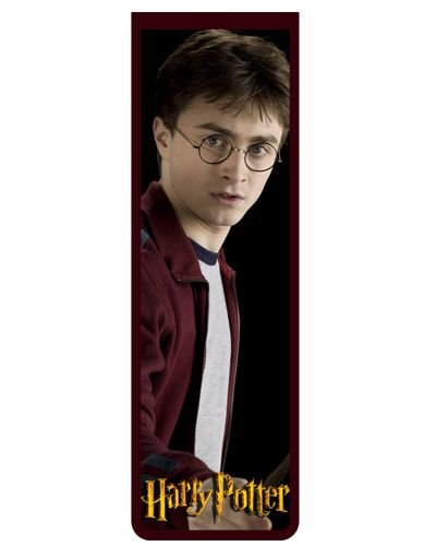 Marcador De Página Magnético Harry Potter - HP30